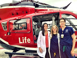 Residents at LifeFlight