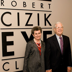 Robert and Jane Cizik